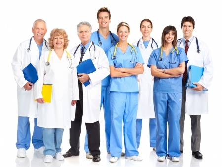 Médicos en Guatemala